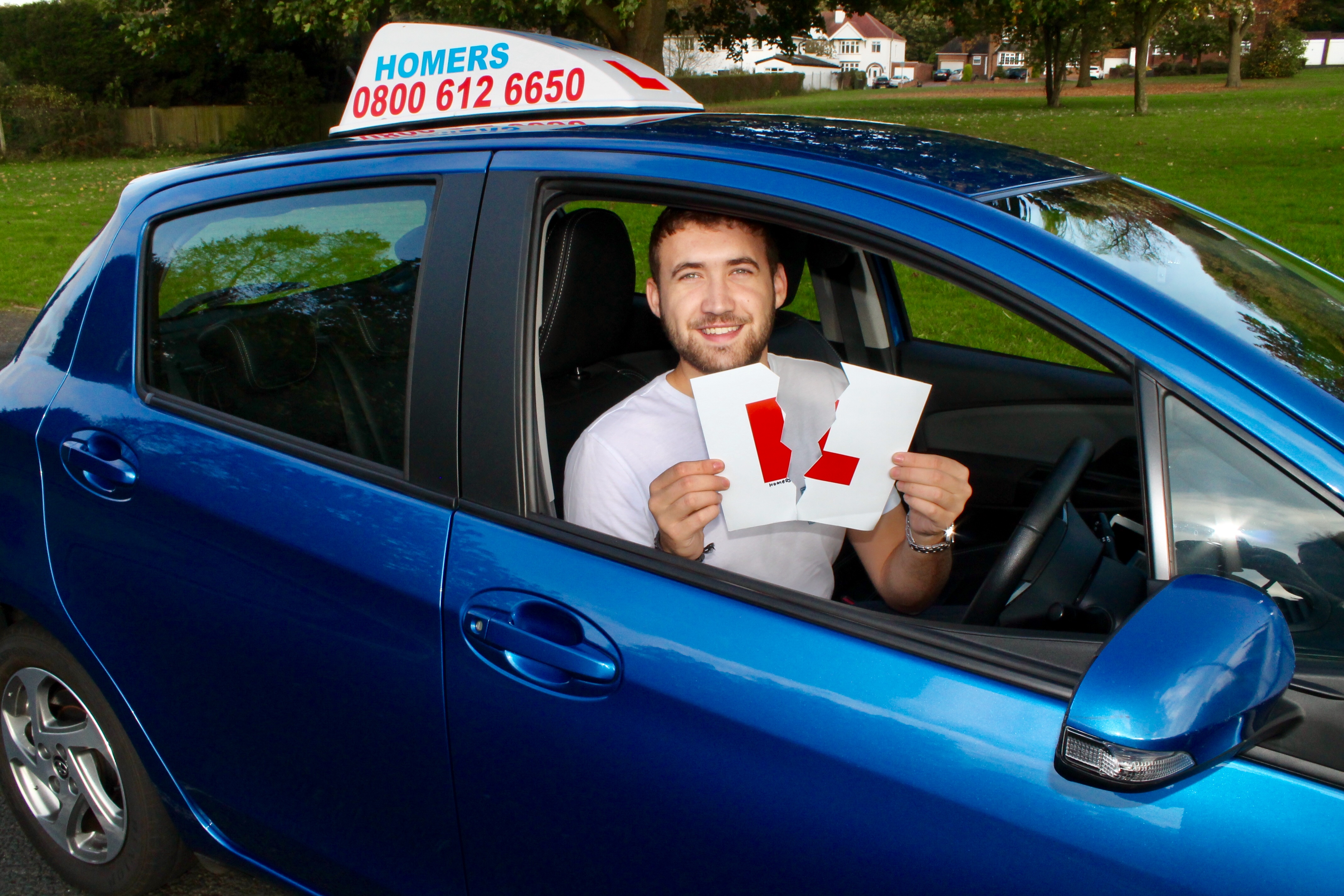 Driving Lessons Wolverhampton, 10 Hours £125 | Homers