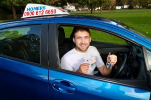 Learning to Drive with Homers Driving School