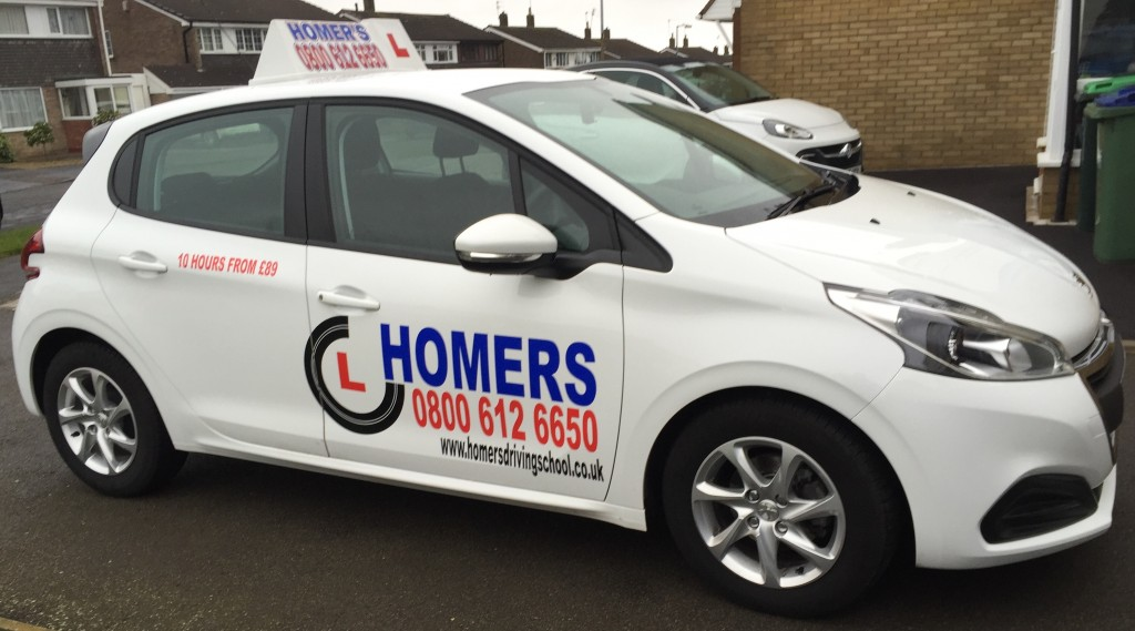 Our new Driving school Car for Stourbridge, Wordsley and Kindswinford