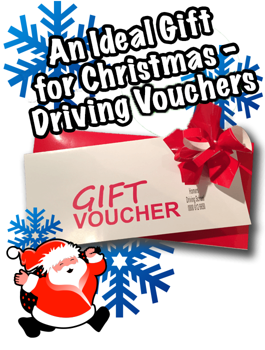 Vouchers for driving lessons